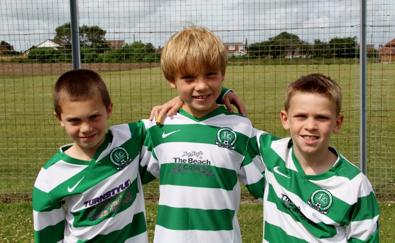 Gorleston Rangers Boys Make The Acadamy