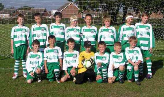 Gorleston Rangers Under 12d