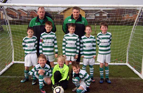 Gorleston Rangers Under 9c Team
