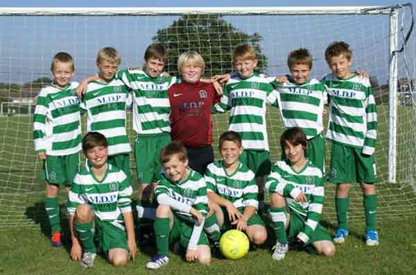 Goleston Rangers U11 Falcons