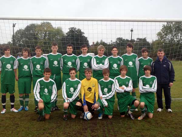Gorleston Rangers Under 16 Eagles