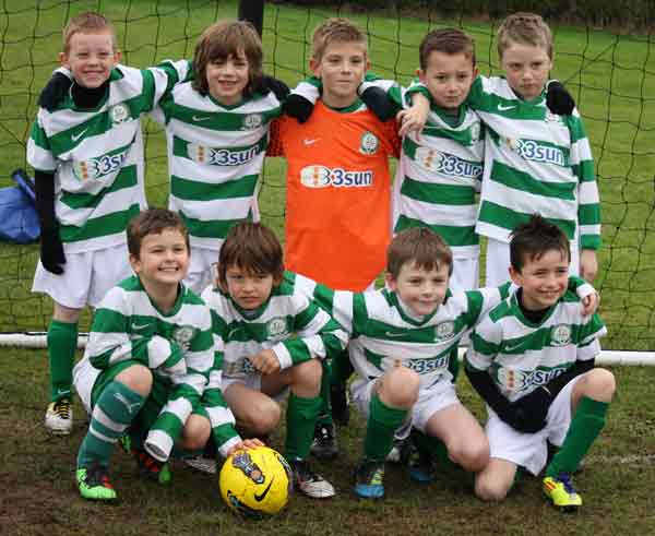 Gorleston Rangers Under Falcons