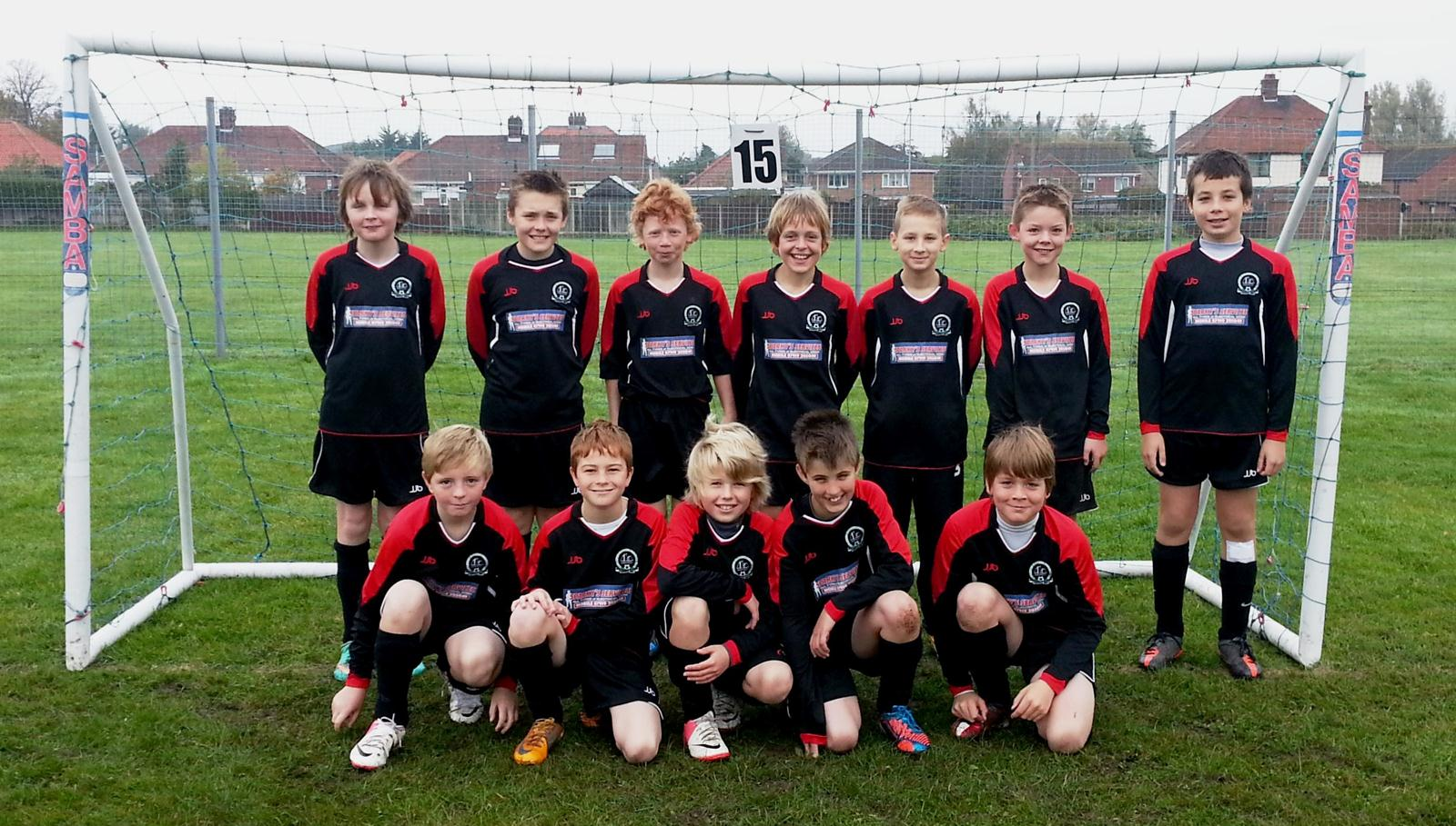 The Under 11 Falcons
