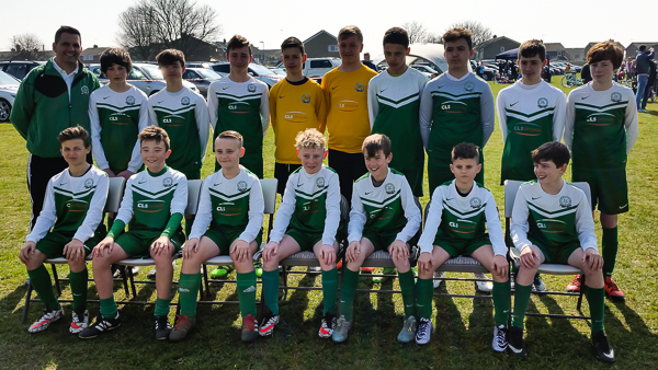 Gorleston Rangers U13 Eagles