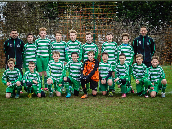 Gorleston Rangers U13 Ospreys