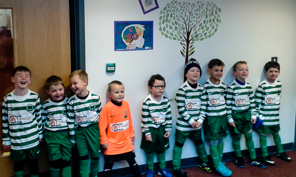 Gorleston Rangers Under 6 Squad