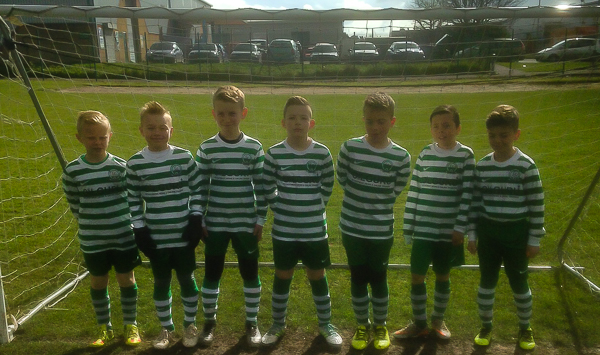Gorleston Rangers U9 Falcons