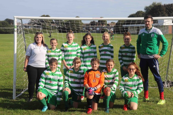 U12 Girls Eagles