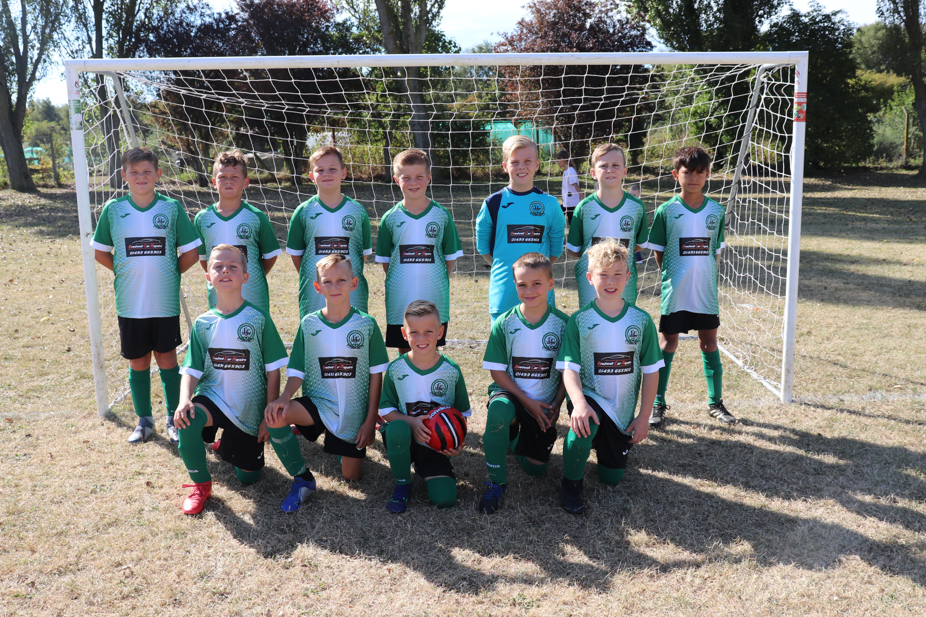 U11 Falcons Team