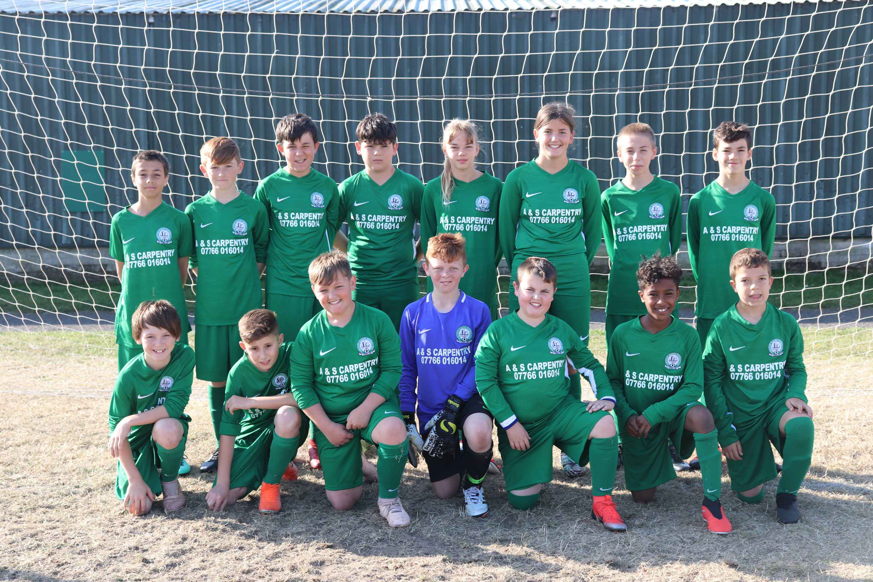 U13 Falcons Team