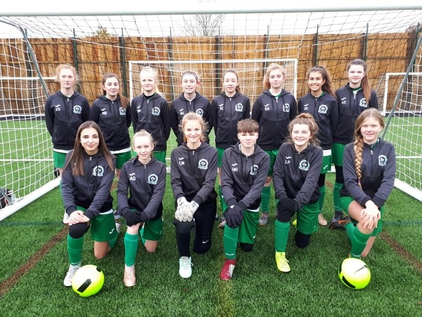 U15 Girls Jackets