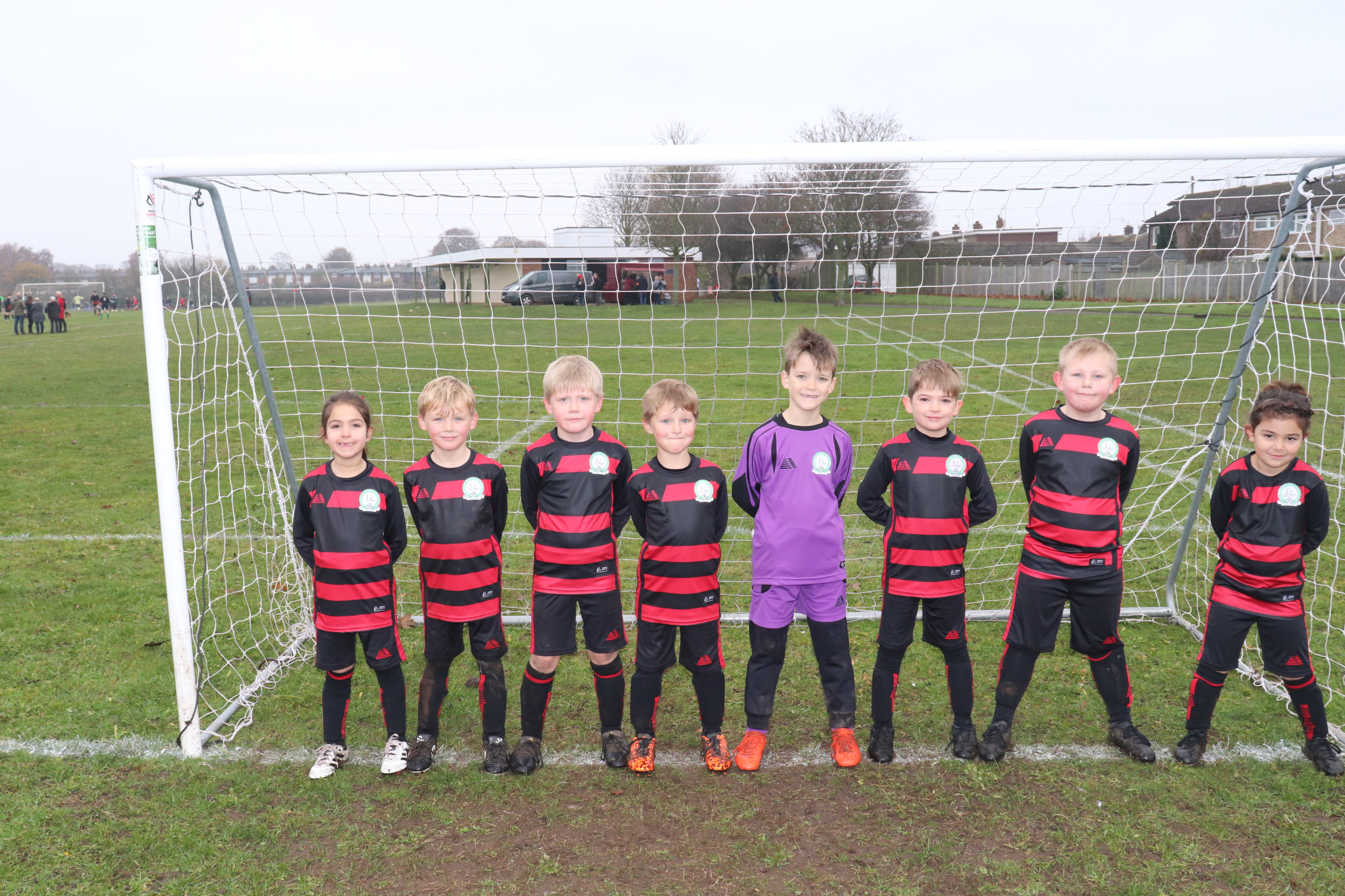 U7 Falcons team