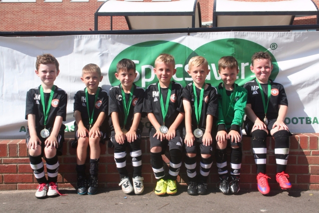 Sprowston Town FC U7