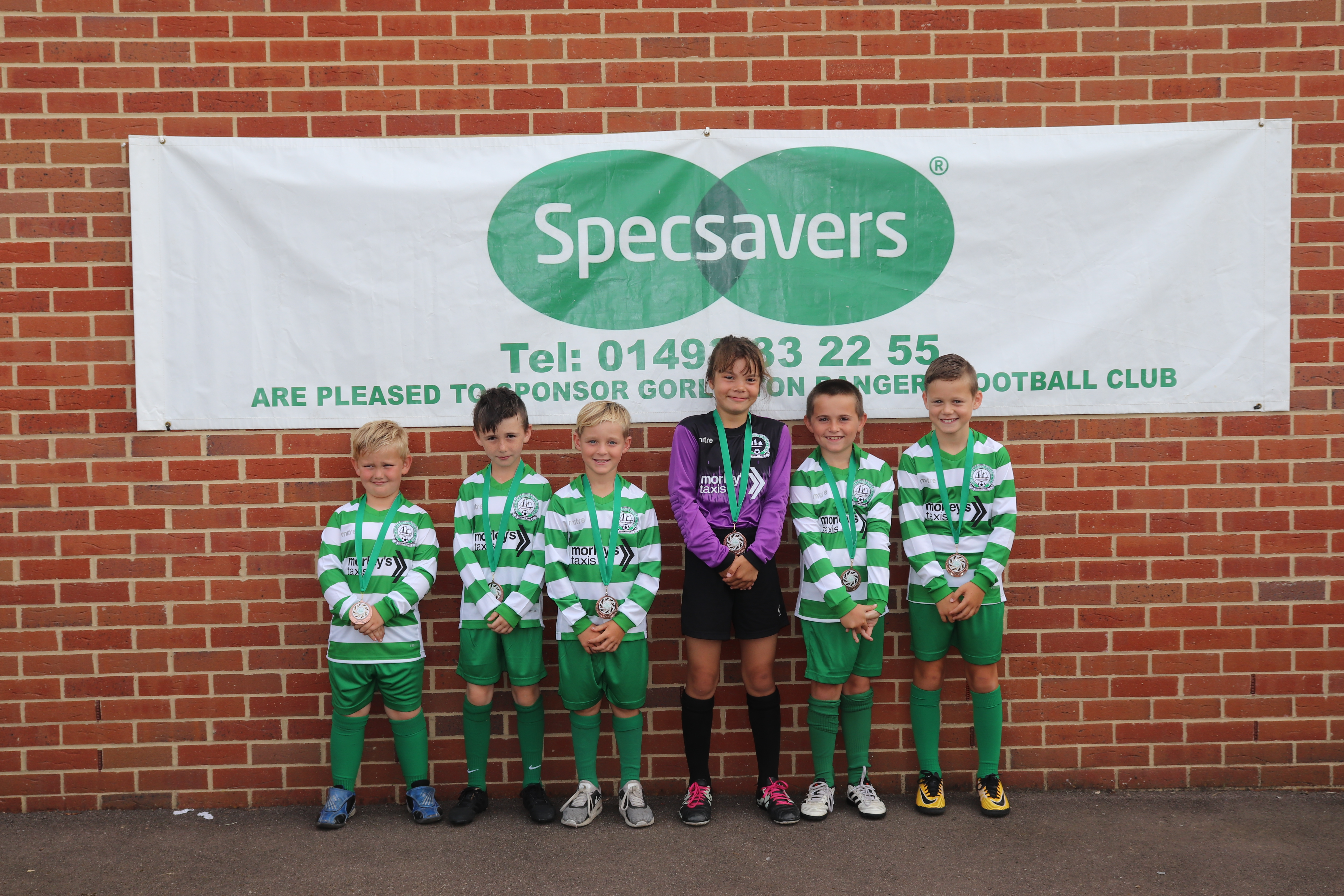 U8 Kirkley Pakefield Crusaders